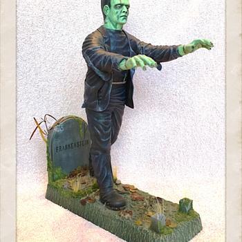 Frankenstein - classic American horror !!!