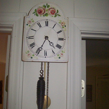 Old Family Clock - Clocks