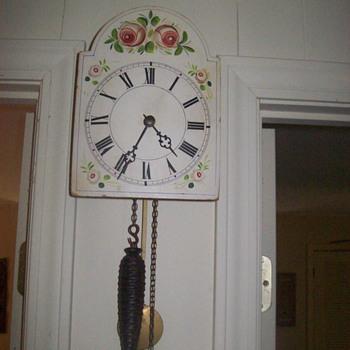 Old Family Clock - Clocks