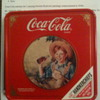 Cocal cola handkerchief tin