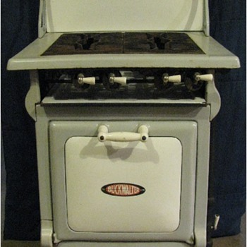 Buckwalter Gas Range