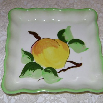 Small Ceramic Dish - China and Dinnerware