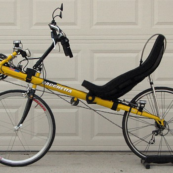 My Bacchetta Corsa Recumbent - Outdoor Sports