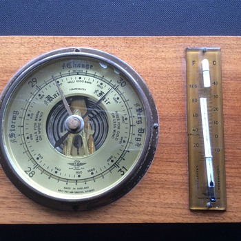 Barometer  - Tools and Hardware