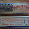 old harmonica