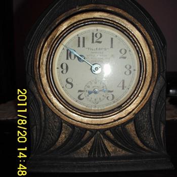 """""""Tillery's"""" - Clocks"""