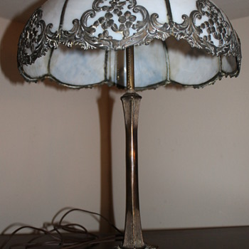 Antique Lamp...of unknown origin