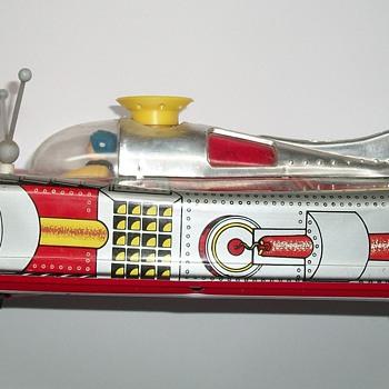 EMEZÄRUGYÄR Space Wagon - Toys