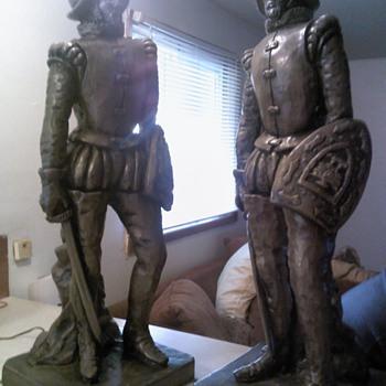 conquistador lamps
