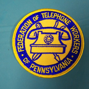 Original Union for telephone workers of Pennsylvania - Telephones