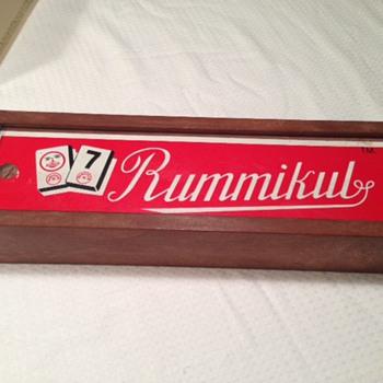 Rummikub! - Games
