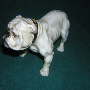 Royal Doulton English Bulldog - China and Dinnerware
