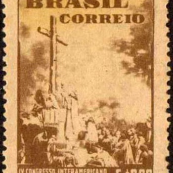 "Brazil - ""Catholic Education"" Postage Stamp - Stamps"