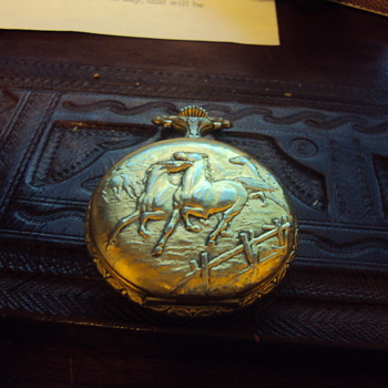 Grandfather's Pocket Watch