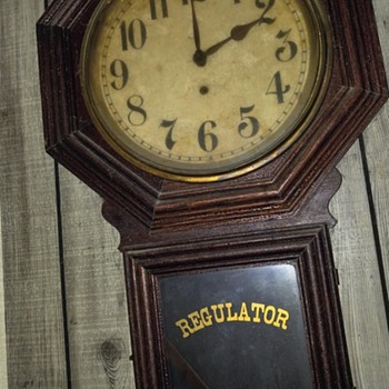 Early regulator wall clock