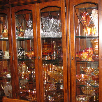 Collection of Glassware - Glassware