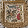 VINTAGE TAPESTRY BAG
