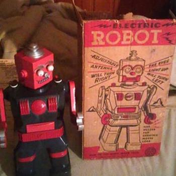 Marx Electric Robot !  - Toys
