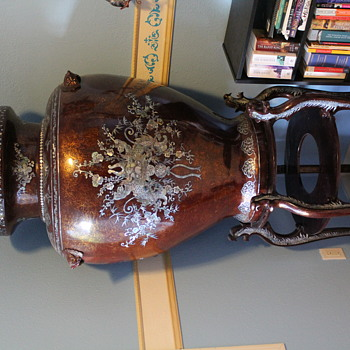My large Asian Urn?