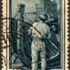 "1950 - Italy ""Workers"" Postage Stamps"