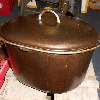 Unmarked Cast Iron