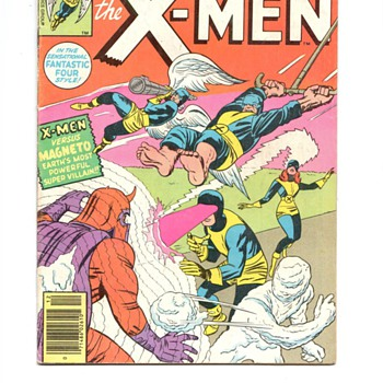 X-MEN COMIC - Comic Books