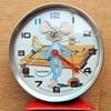 """Rocking Rat"" Animated Nodder Alarm Clock"