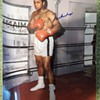 Muhammad Ali Signed Picture
