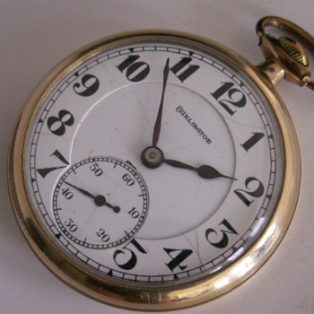Burlington Watch Co. - Pocket Watches