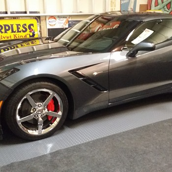 2014 Corvette Stingray - Classic Cars