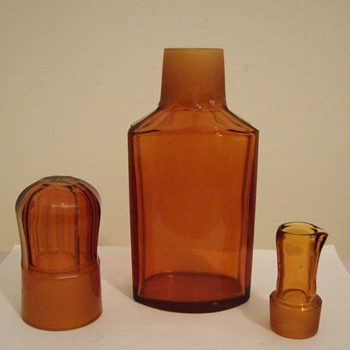 Old Bottle - Bottles