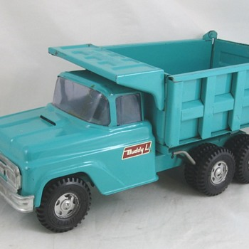 Buddy L Dump Truck - Model Cars