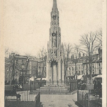 HIGH CROSS, COLLEGE GREEN. BRISTOL. - Postcards