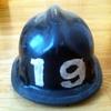 Grandfather's Firefighting Helmet