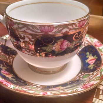 Trying to find out when this china was made.  It is a family heirloom. Came to the states from Scotland
