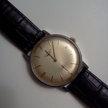 Longines Cal. 370 re-case - Wristwatches