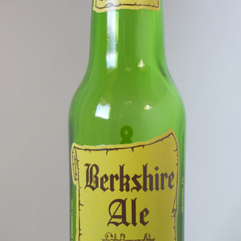 Vintage Berkshire Ale 8 Ounce Bottle…..