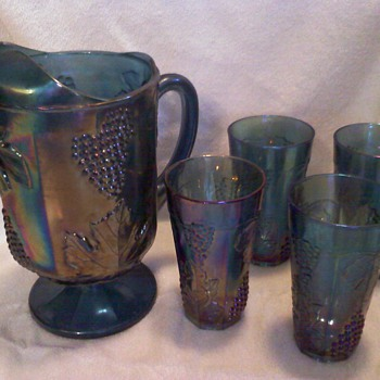 Set of 5 Glass - Glassware