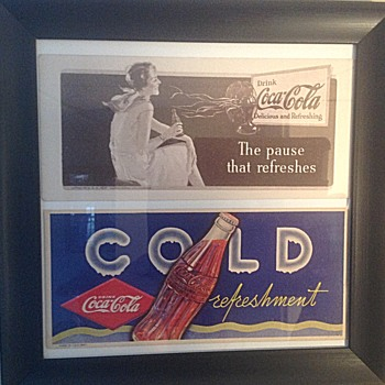 Some more of my Coca Cola stuff
