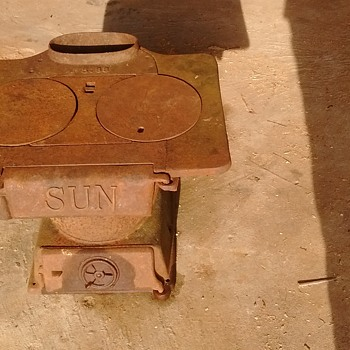 Can anyone tell me about this Sun coal stove?