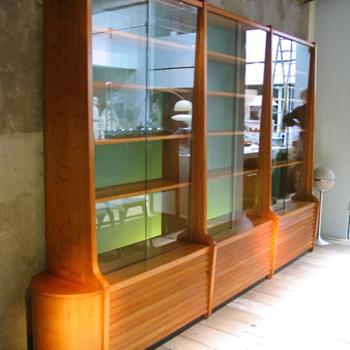 rare mid century modern cabinet?