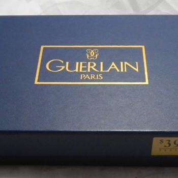 GUERLAIN AGAIN AND FOREVER.