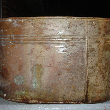 copper tub ???????????????