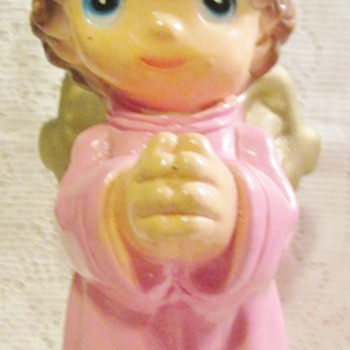 Piggy bank, Big Eyes Angel, #2 of 2 - Animals