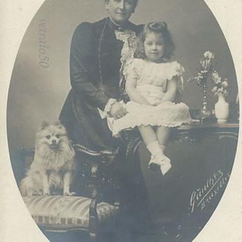 S.A.R. Mme. La COMTESSE de FLANDRE ..... - Postcards