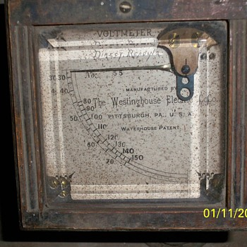 possible early electrical meter