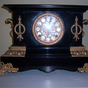 Ansonia clock model ?? - Clocks