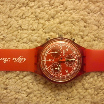 Unknown swatch watch - Wristwatches