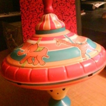 Vintage Childhood Toy - Toys