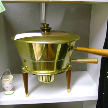 Georges Briard Food Warmer